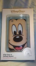 Disney Parks Merchandise Mickey Mouse Clip Case & Screen Guard for I-Phone 3GS