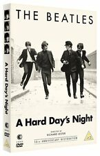A Hard Day's Night: 50th Anniversary Restoration (2 Discs) - DVD NEW & SEALED