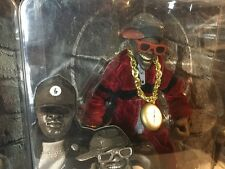 PUBLIC ENEMY Flava Flav figure * TV Rap hip hop rare limited toy gift eccentric