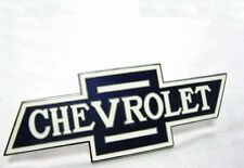 "1914-1927 Chevrolet Large Bowtie Radiator Emblem Chevy '14-'27  3-3/4"" x 1-1/2"""