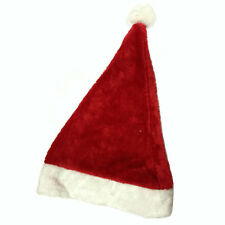 Red Santa Claus Fancy Dress Easter Christmas Night Party Hat Cap Adult Size L