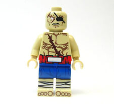 LEGO custom STREET FIGHTER video game karate ninja ninjago - - - SAGAT