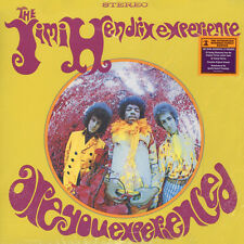 Jimi Hendrix - Are You Experienced (Vinyl LP - 1967 - US - Reissue)