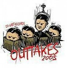 VARIOUS -  OUTTAKES 2005    - NEW CD  G.B.H, TEN FOOT POLE,  RIFU  ETC.