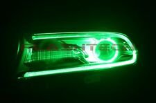 Dodge Charger V.3 Fusion Color Change LED Halo and DRL Headlight Kit (2015 +)
