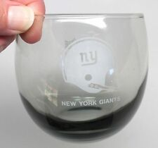 NFL - New York Giants - Roly Poly Smokey Rocks Glass