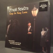 "Frank Sinatra ""Songs For Young Lovers"" 180g Import Vinyl - SEALED NEW! LP"