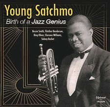 Young Satchmo-Birth Of A Jazz Genius - Louis Armstrong (2014, CD NEUF)