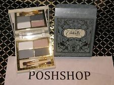 SEPHORA DISNEY CINDERELLA MIDNIGHT HOUR EYESHADOW QUAD PALETTE  QUICK SHIPPING