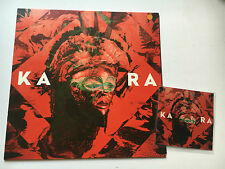 WE ARE SHINING - KARA RARE LP RECORD + PROMO CD ALBUM