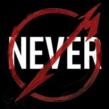 Metallica/est-Through The Never (2 CD) 16 tracks Colonna sonora/film musica NUOVA
