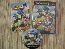 PLAYSTATION 2 PS 2 SONIC RIDERS