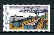 Greenland 2017 MNH Second World War WWII WW2 Pt II 1v Set Ships Military Stamps