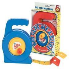 Toddler Toy My First Big Tape Measure Kids Pretend Play Pre-School Young Childre
