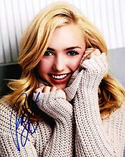 Peyton List Autographed 8x10 Photo (Reproduction) 2