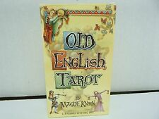 Old English Tarot TAROT DECK  Discontinued, Copyright 1997