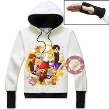 Game Mystic Messenger Pullover Jacket Cosplay Hoodie Unisex Coat Gift#FF-A49