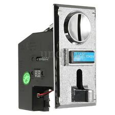 Advanced Roll Down Coin Acceptor Mech Arcade Game Multicade Ticket Redemption