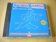 Granballo vol. 3 CD 1990 beguine bossa nova rumba Ipanema Andalucia Desafinado