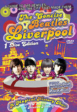 A Magical History Tour - The Concise Beatles' Liverpool (DVD, 2006) Brand New