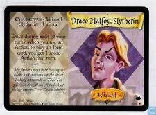 Harry Potter TCG Diagon Alley Draco Malfoy, Slytherin 5/80