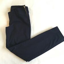 J Crew Tall Andie Maternity Pant Navy Blue Size 2 Tall 2T