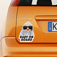 Baby on Board Funny Joke Novelty Car Sticker Decal Christmas Gift Xmas New 2014
