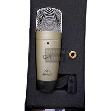 Behringer C-1 C1 Studio Condenser Mic Professional Microphone XLR Connection