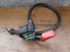 HONDA XL600VM TRANSALP  1991 ON      STARTER MOTOR SOLENOID AND LEADS / CABLES.