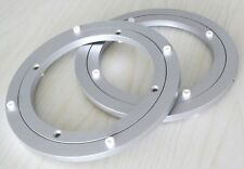 1pc 18'' 450mm Home Hardware Aluminum Round Lazy Susan Bearing Turntable