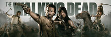 The Walking Dead - Banner Door Poster Print, 62x21