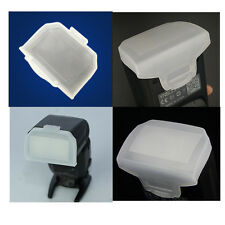 2x Soft Flash Bounce Diffuser Cover Box for Canon Speedlite 600EX-RT YN600EX-RT
