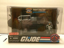 GiJoe Attack on Cobra Island  Night Specter with Grand Slam  Target