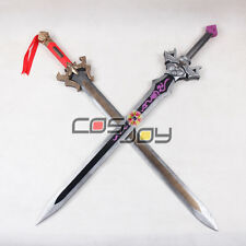 Dynasty Warriors 7 Liu Bei Double Swords PVC Replica Cosplay Props