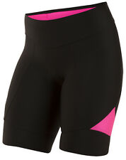 Pearl Izumi 2017 Women's Select Pursuit Bike Cycling Shorts Black/Pink - 2XL