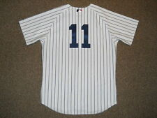 Gary Sheffield New York Yankees Pinstripe Authentic Jersey sz 48 Majestic Mens
