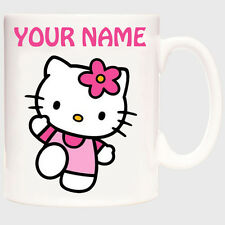 HELLO KITTY PERSONALISED MUG