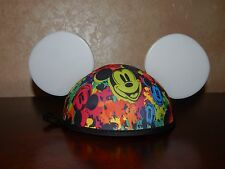 Mickey Mouse Glow with the Show Ears Disney Park Exclusive Lights up with Music