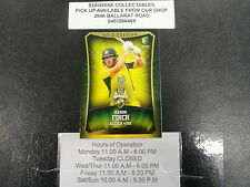 2016/17 CRICKET TAP N PLAY GOLD GAME CARD NO.036 AARN FINCH