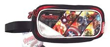 Marvel Avengers Age Of Ultron Boy's School Triple Compartment Pencil Case NWT