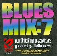 Blues Mix, Vol. 7: Ultimate Party by Various Artists (CD, May-2012, Ecko...