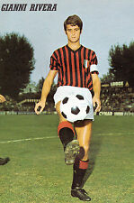 Football Photo GIANNI RIVERA AC Milan 1960s