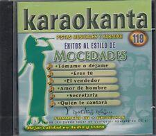 Mocedades Pistas Musicales & Karaoke New Nuevo sealed