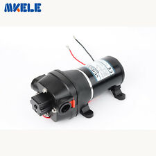 DC12V 60m lift Self-priming Diaphragm Water Flush Pump 100PSI FL-100