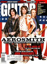 Guitar World Magazine May 2001 Aerosmith, Godsmack, John Frusciante, Claypool