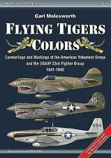 Warplane Color Gallery: Flying Tigers Colors : Camouflage and Markings of the...