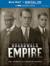 Boardwalk Empire: The Complete Fourth Season (Blu-ray Disc, 2014, 4-Disc Set)