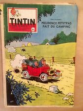 LE JOURNAL DE TINTIN - 516 : 11 septembre 1958