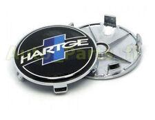 4  Caches Jante moyeux - Centre de roue - Boulon - HARTGE pour TUNING BMW 68mm