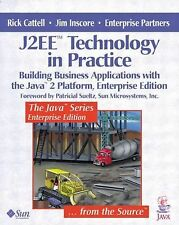 J2EE(tm) Technology in Practice: Building Business Applications with the Java(t